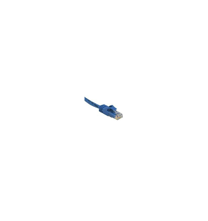 C2G Cat6 Booted Unshielded (UTP) Crossover Patch Cable - Cabo crossover - RJ-45 (M) - RJ-45 (M) - 7 m - PTNB - CAT 6 - moldado,