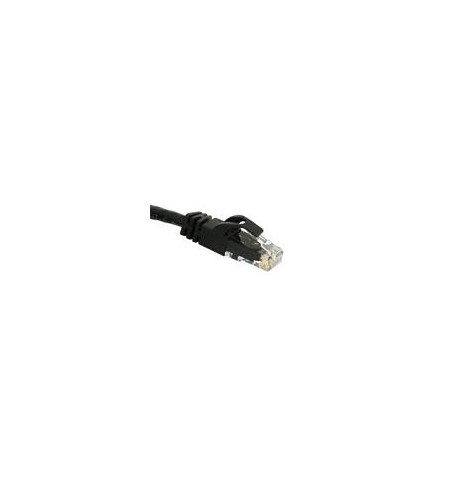 C2G Cat6 Booted Unshielded (UTP) Crossover Patch Cable - Cabo crossover - RJ-45 (M) - RJ-45 (M) - 1.5 m - PTNB - CAT 6 - moldado