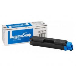Kyocera TK 580C - Azul cyan - original - cartucho de toner - para ECOSYS P6021cdn, P6021cdn/KL3, FS-C5150DN, C5150DN/KL3