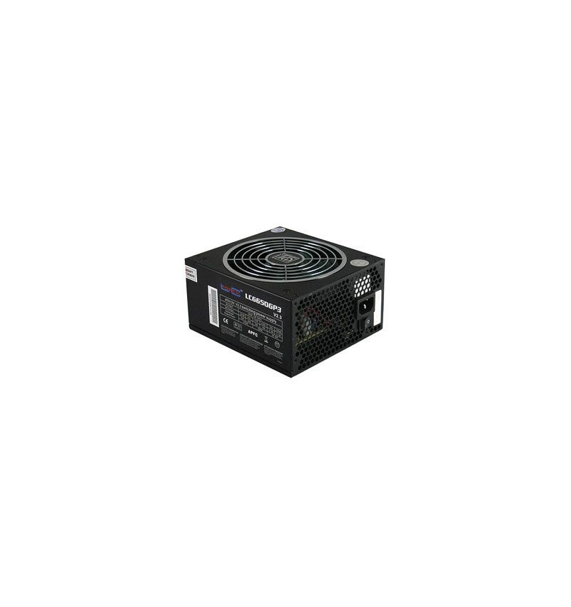 Lc-Power 650W 6650GP3 V2.3 140mm