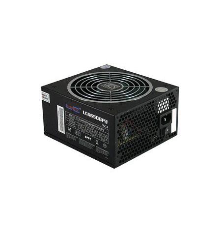 Fonte Alimentação LC-Power 650W 6650GP3 V2.3 140mm - LC6650GP3