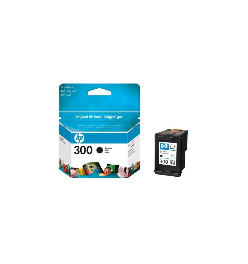 HP 300 Preto - CC640EE