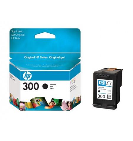 Tinteiro Original HP 300 Preto CC640EE#ABE