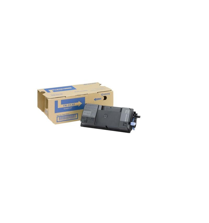 Kyocera TK 3130 - Preto - original - cartucho de toner - para ECOSYS M3550, M3560, FS-4200, 4300, FS-4300