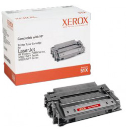 Xerox - Preto - cartucho de toner ( equivalente a: HP 51X ) - para HP LaserJet M3027, M3027x, M3035, M3035xs, P3005, P3005d, P30