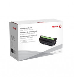 Xerox - Preto - cartucho de toner ( equivalente a: HP CE250X ) - para HP Color LaserJet CM3530, CM3530fs, CP3525, CP3525dn, CP35