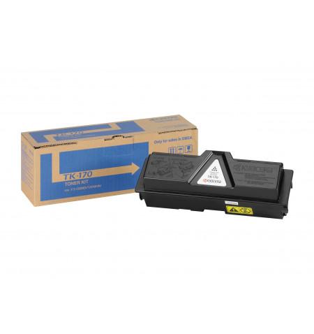 Toner Original Kyocera TK 170 Preto - 1T02LZ0NLC