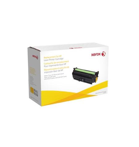 Toner Compativel Xerox Amarelo - 106R01585