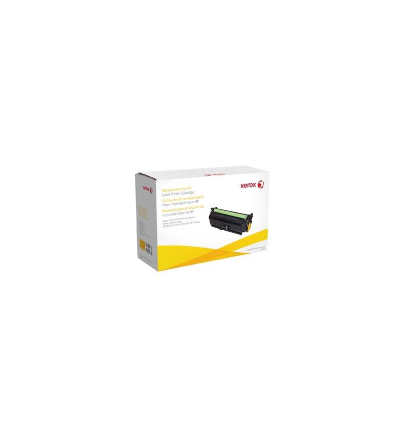 Xerox - Amarelo - cartucho de toner ( equivalente a: HP CE252A ) - para HP Color LaserJet CM3530 MFP, CM3530fs MFP, CP3525, CP35