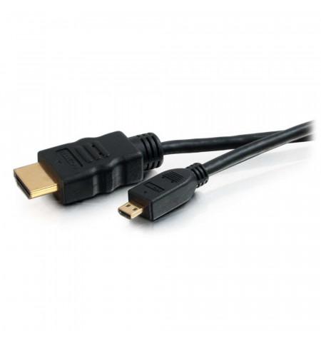 Cabo C2G HDMI Tipo A (M) / micro HDMI Tipo D (M) - 82026