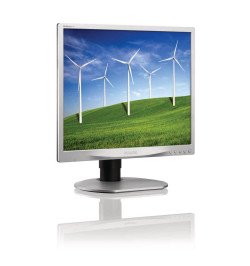 "Philips Brilliance B-line 19B4LCS5 - Monitor LED - 19"" - 1280 x 1024 - TN - 250 cd/m2 - 1000:1 - 5 ms - DVI-D, VGA - altifalante"