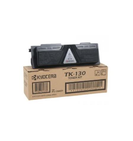 Toner Original Kyocera TK 130 Preto - 1T02HS0EUC