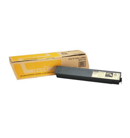 Toner Original Kyocera TK 875Y Amarelo - 1T05JNANL0