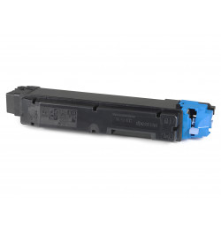 Kyocera TK 5140C - Azul cyan - kit de toner - para ECOSYS M6030cdn, M6030cdn/KL3, M6530cdn, M6530cdn/KL3, P6130cdn, P6130cdn/KL3