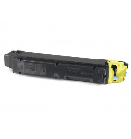 Toner Original Kyocera TK 5150Y Amarelo - 1T02NSANL0