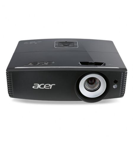 Acer P6200 - Projector DLP - 3D - 5000 lumens - XGA (1024 x 768) - 4:3 - LAN