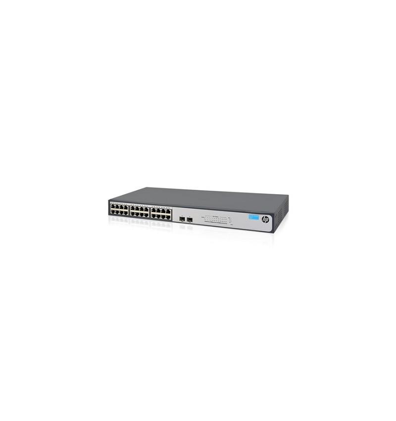 HP 1420-24G-2SFP Switch - preço válido para unid facturadas até 29 de Abril
