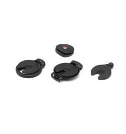 Suporte adesivo para painel - All range except GO 500/510/5000/5100, GO 600/610/6000/6100, GO 60/61,