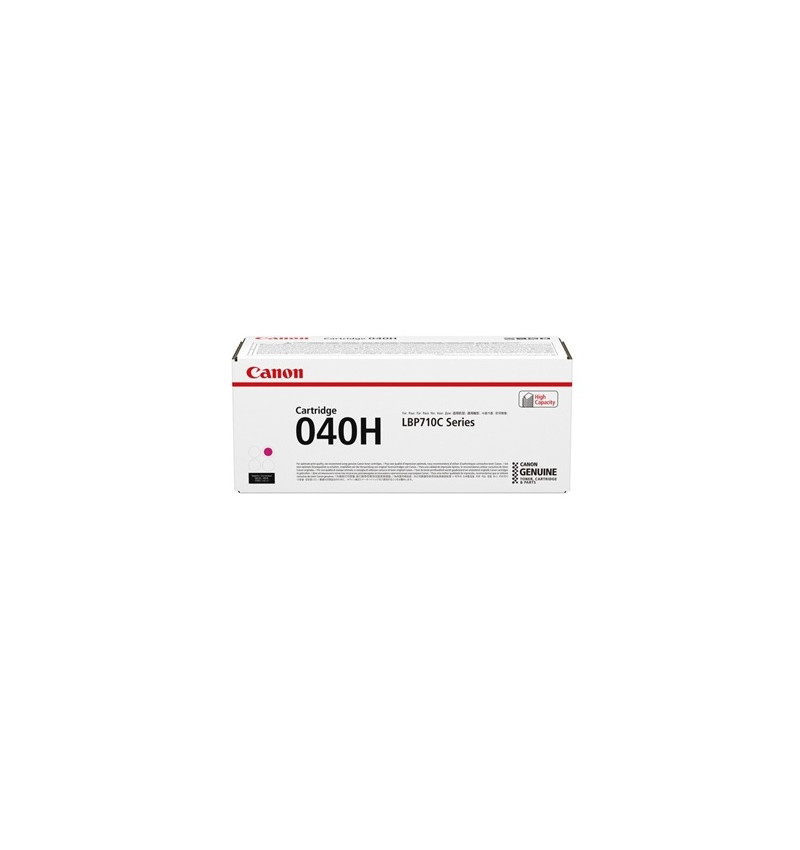 040 H M - Cartridge para: LBP712Cx, LBP710Cx