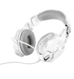 TRUST GXT 322W Gaming Headset - white Camouflage - 20864