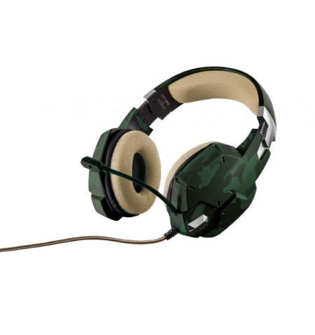 Headset TRUST GXT 322C Green - 20865