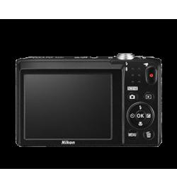 Maquina Fotográfica Coolpix A100 Silver + Estojo + Selfie Stick - 999A100S1