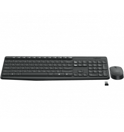 Teclado + Rato Logitech MK235 Wireless PT - 920-007917