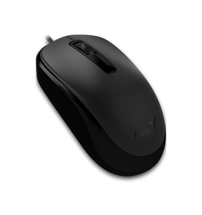 Rato Genius DX-125 USB Preto