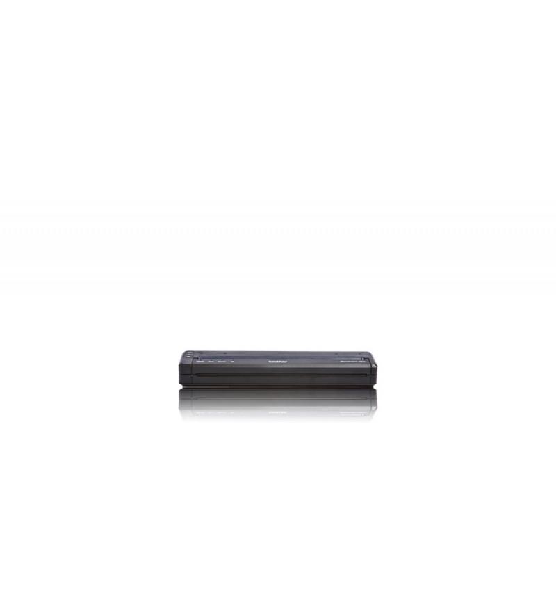 PJ762 - Impressora térmica portátil A4, de 200pp e 8ppm, Interface Bluetooth e USB, Compatível com A