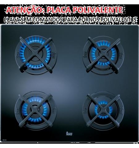 PLACA ENCASTRAR TEKA - CGC 60 4G AI AL - G. NATURAL