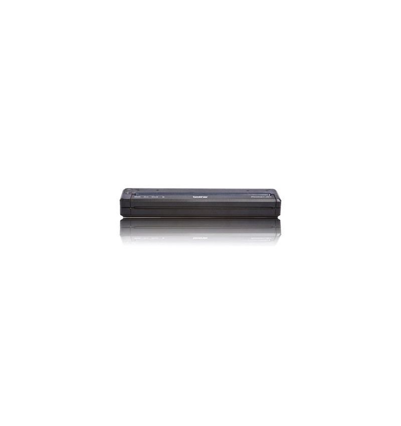 PJ763 - Impressora térmica portátil A4, de 8ppm e 300ppp, Interface Bluetooth e USB, Compatível com