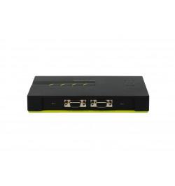 4 Port USB Desktop Switch - inclui cabos