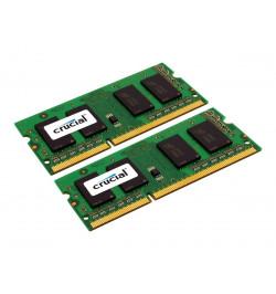 Crucial 8GB (Kit 2x4GB) DDR3L 1600MHz - CT2KIT51264BF160BJ