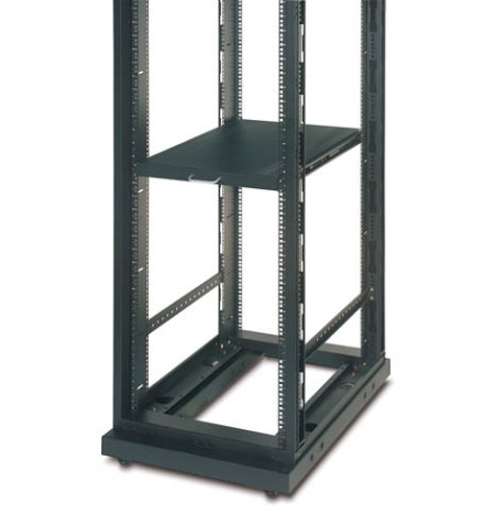 APC Sliding Shelf 100lbs/45.5kg Black - AR8123BLK