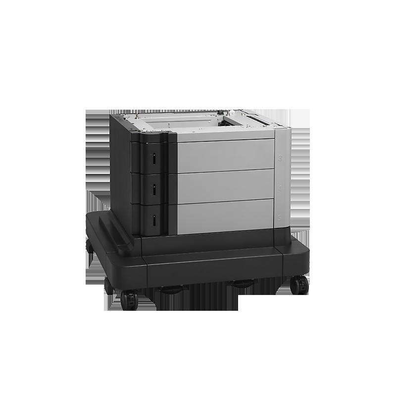 Impressora HP LaserJet 2x500/1x500 Sht HCI Stand - B3M75A