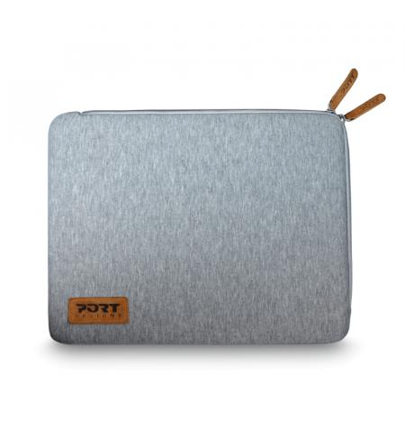 "Sleeve Port_Designs Portfolio Torino 10/12.5"" Cinza - 140383"