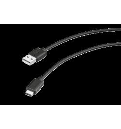 Cabo USB Trust USB 2.0 Tipo C e A - 20445