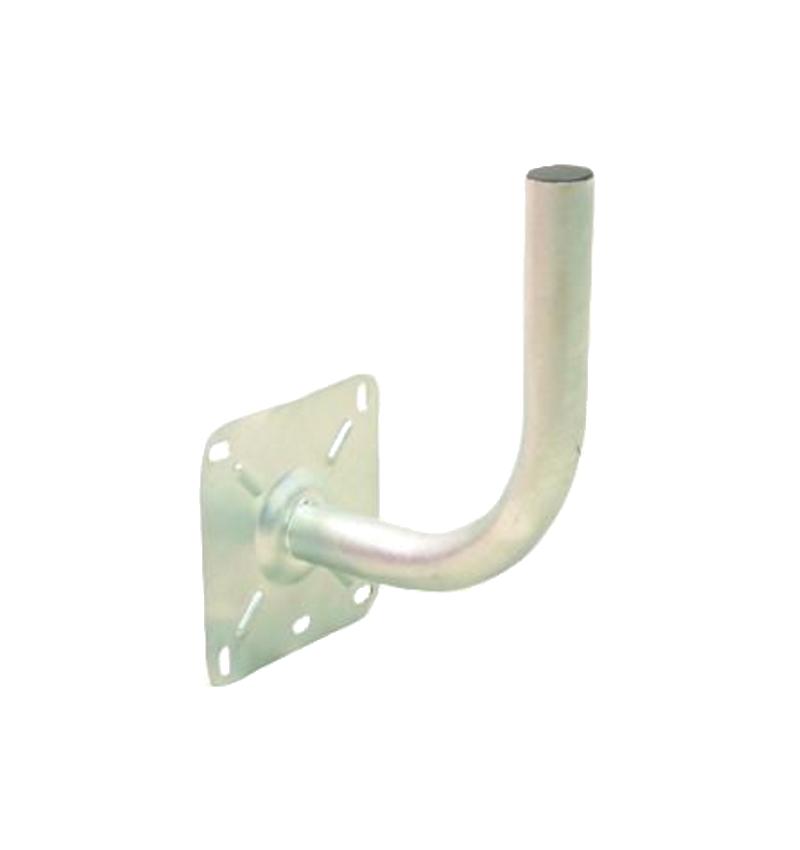 SUP. FIX. PAREDE L 32mm GALV BRANCO IBEROSAT-L32-9256005