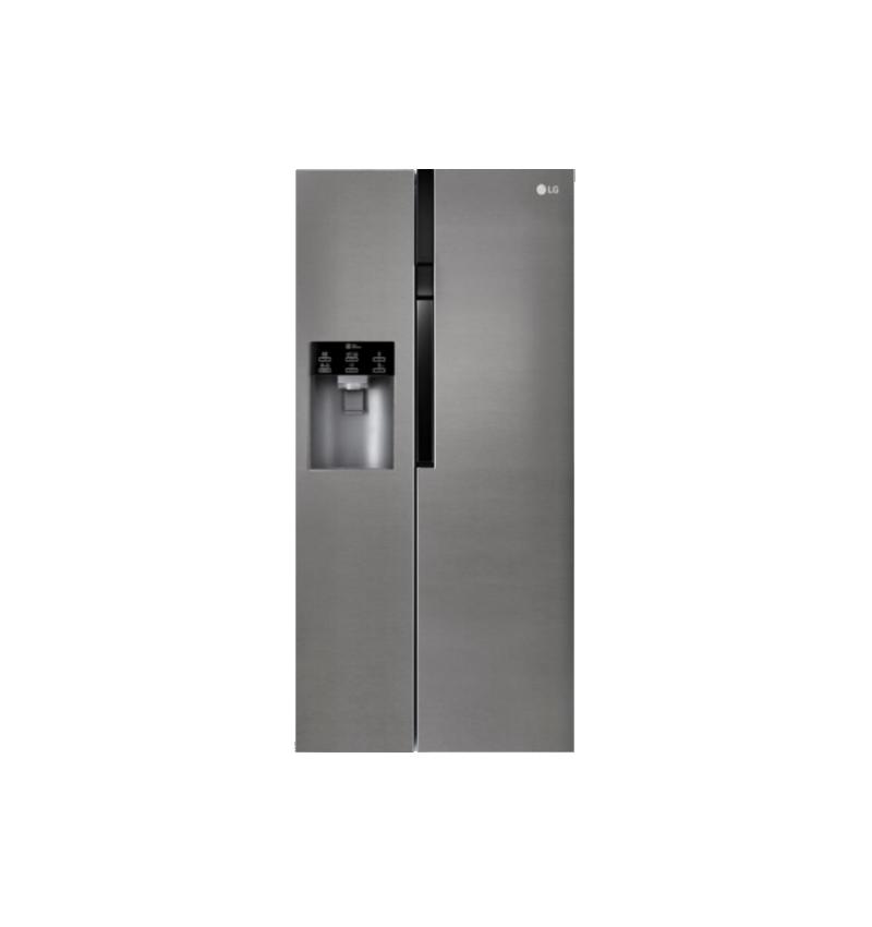 frigorifico side by side lg gsl 360 icev ao pre o mais barato na prinfor. Black Bedroom Furniture Sets. Home Design Ideas