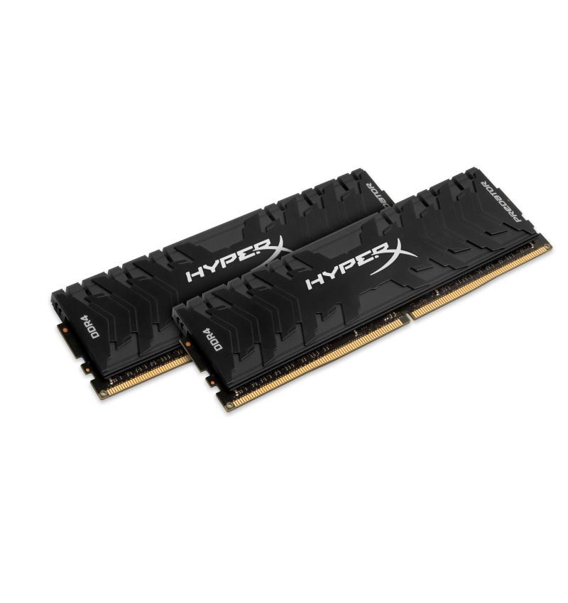 DDR4 16GB 3333MHz CL16 DIMM (Kit of 2) XMP Predator