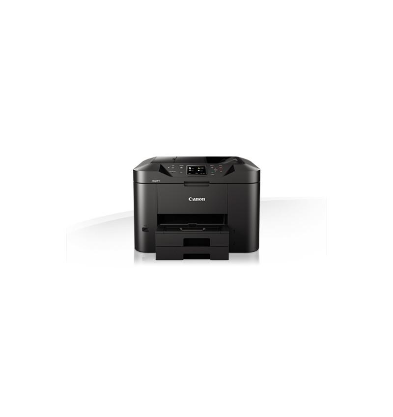 MAXIFY MB2750 Preta - Impressăo, Cópia, Digitalizaçăo, Fax, Wi-Fi, Ethernet + Cloud Link, Ecră tátil