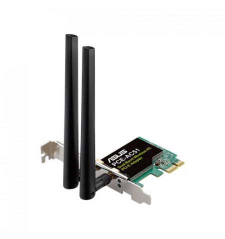 Placa PCI Asus PCE-AC51 - 90IG02S0-BO0010
