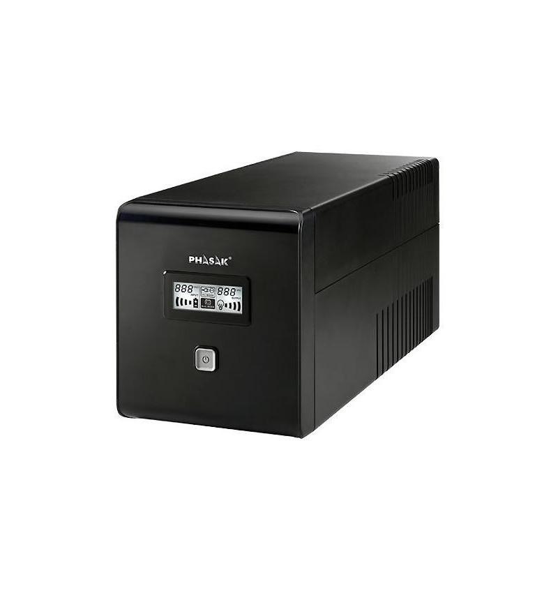 Phasak 2000 VA LCD USB + RJ–45 - PH 9420