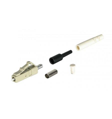 Conector de fibra óptica LC M para 3mm