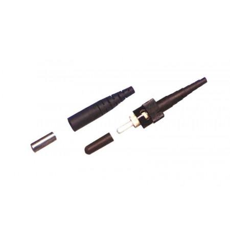 Conector de F.O. ST para resina de epoxi 0.3 e 0.9