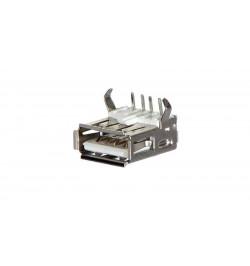 Conector USB para soldar em PCB