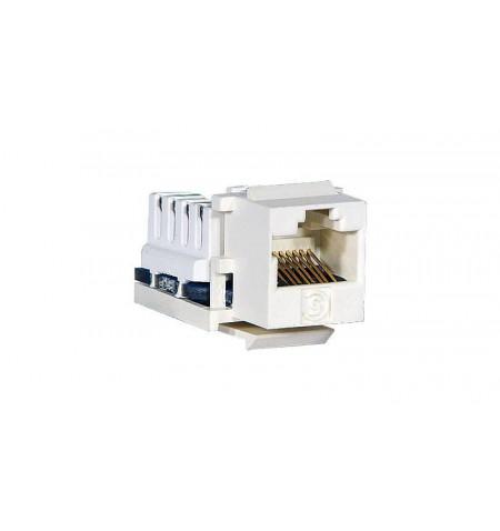 Conector UTP RJ45 F Cat–5 LSA+