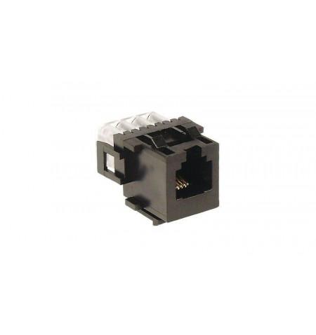 Conector UTP RJ45 F Cat–3