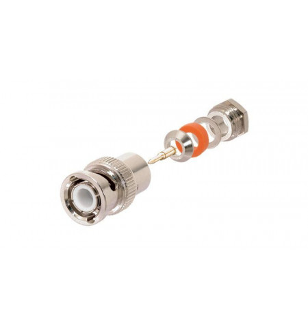 Conector PHASAK BNC Plug RG58 clamp