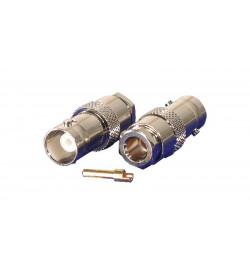 Conector PHASAK BNC Jack RG58 clamp